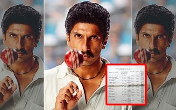 '83: Is This Viral Picture Depicting Kapil Dev, Mohinder Amarnath And Sunil Gawasker's Salary Back In The Day, For Real?