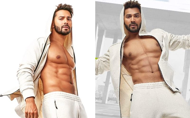 Varun Dhawan And His Sexy Ripped Abs Are Taking Over The Internet - Pictures Inside