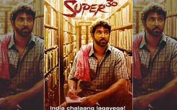 After Bihar And Rajasthan, Super 30 Declared Tax-Free In UP; Hrithik Roshan Thanks CM For This Gesture