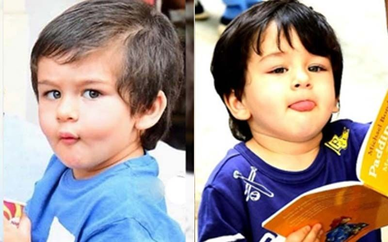 World Emoji Day 2019: Taimur Ali Khan's Five Expressions That Are Straight Out Of An Emoji Palette