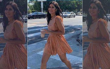 Katrina Kaif Does A Beatles Walk, In Mexico, As She Keeps Up Her Birthday Celebrations