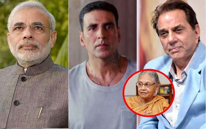 Sheila Dikshit Passed Away: PM Narendra Modi, Akshay Kumar, Dharmendra And Other Personalities Condole Her Death