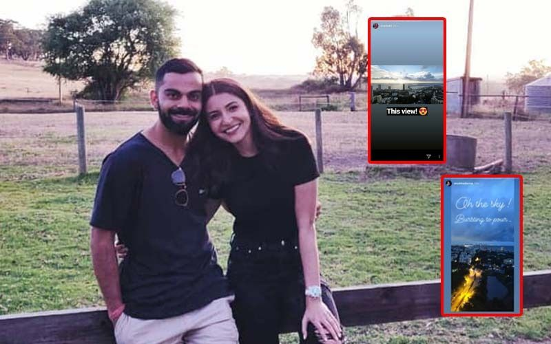 Anushka Sharma-Virat Kohli Show Us What Mumbai Looks Like From Their House And It Is Breathtakingly Beautiful