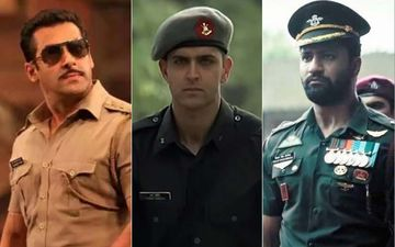 Kargil Vijay Diwas 2019: Salman Khan to Vicky Kaushal; 5 Most Popular Bollywood Men In Uniform