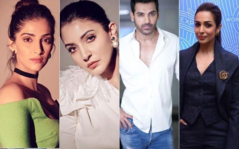 Sonam Kapoor, Anushka Sharma, Malaika Arora, John Abraham Seek Support For A Brutally Beaten Dog In Mumbai