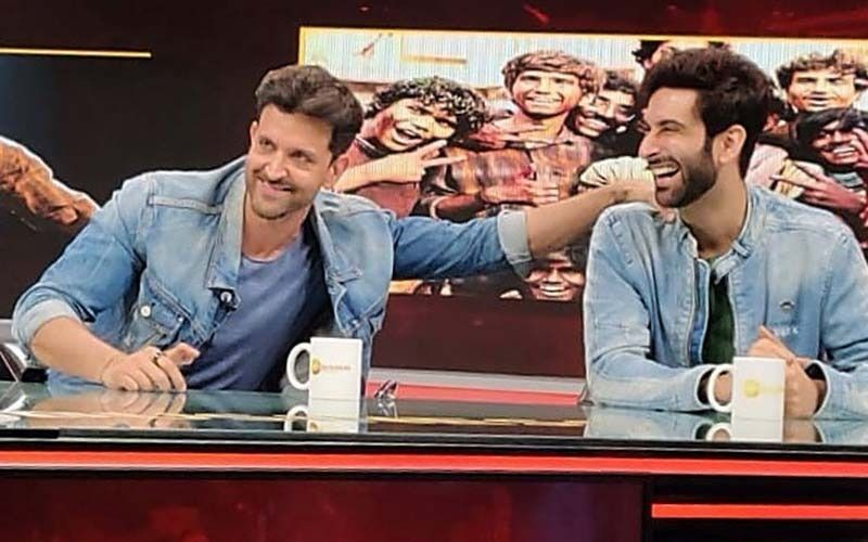 Hrithik Roshan Shares Insights From Super 30 Flashing A Smile And Showcasing The Pure Relationship Of Brotherhood
