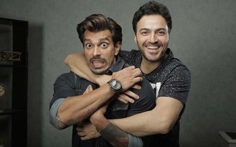 ALTBalaji's BOSS - Baap Of Special Services: Karan Singh Grover And Ayaz Khan's 'Dostana' Is Creating A Ton Of Buzz