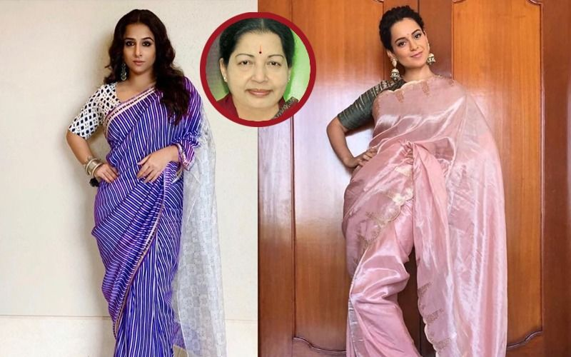 Kangana Ranaut, Not Vidya Balan Was The First Choice To Play Former TN Chief Minister, J Jayalalithaa, In Biopic