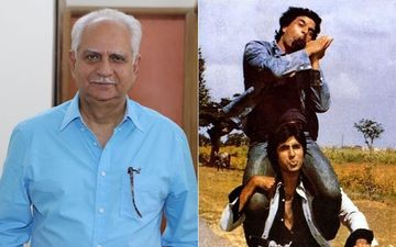 "Ramesh Sippy Celebrates 44 Years Of Sholay, Says, ""I Feel Blessed"""