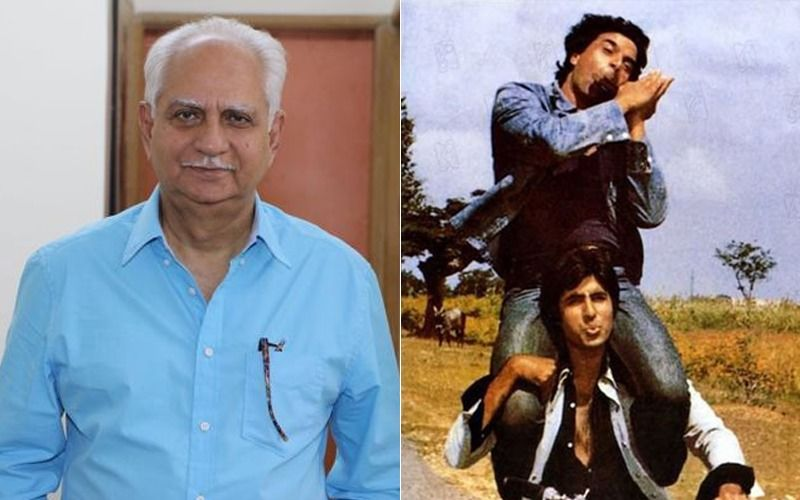 """Ramesh Sippy Celebrates 44 Years Of Sholay, Says, """"I Feel Blessed"""""""