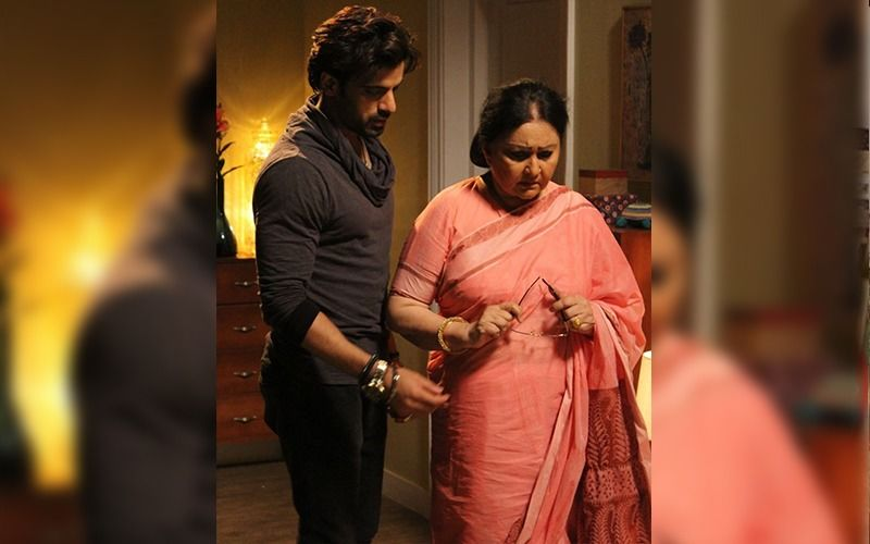 "Mohit Malik Says ""We Will Miss You Bebe"": Actor Talks About His Onscreen Mother - Vidya Sinha On Her Sudden Demise"