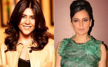 Kangana Ranaut's Sister Rangoli Chandel Shuts Rift Rumours Between The Actress And Producer Ekta Kapoor