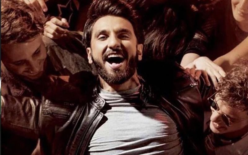 Ranveer Singh's Baby Picture In A Red Hoodie Has Major Gangsta Feels; Check Out This Throwback Gem Inside