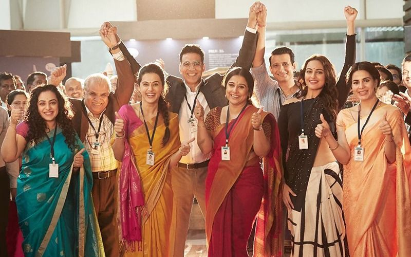 Mission Mangal Box-Office Collections Day 7: Akshay Kumar Starrer Is On A Roll As It Completes A Week At Theatres