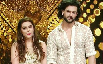 Nach Baliye 9: SHOCKING! Madhurima Tuli Slaps Ex Vishal Aditya Singh In A Fit Of Anger During Rehearsals