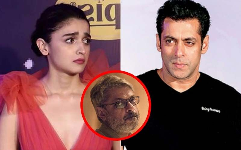 Inshallah SHELVED, Alia Bhatt's Dream Of Working With Salman Khan Shattered!