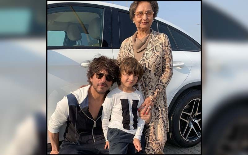 Shah Rukh Khan's Birthday Wish For His Mother-In-Law Is Too Cute For Words