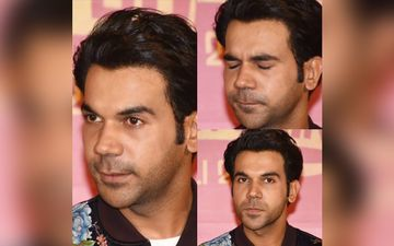 Made In China Trailer Launch: Rajkummar Rao Breaks Down During The Event As He Remembers His Late Father