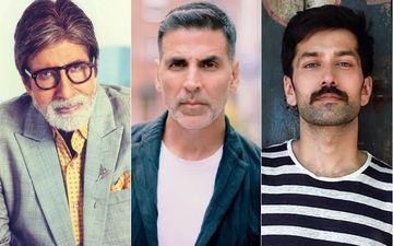 Nakuul Mehta Takes A Dig At Amitabh Bachchan And Akshay Kumar For Supporting Mumbai Metro
