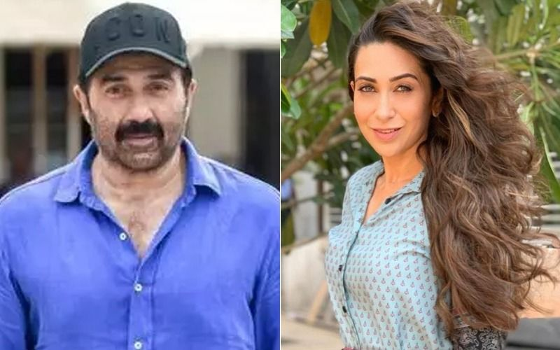 Indian Railways Frame Charges Against Sunny Deol And Karisma Kapoor After 22 Years For Illegally Pulling A Chain Of A Train