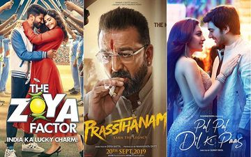 The Zoya Factor, Prassthanam, Pal Pal Dil Ke Paas Box-Office Collection Day 2: Films Struggle, It's A Washout Weekend