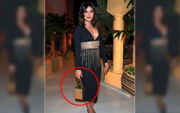 Priyanka Chopra's Oscar De La Renta Box Bag Price Is Worth Your Entire Wardrobe