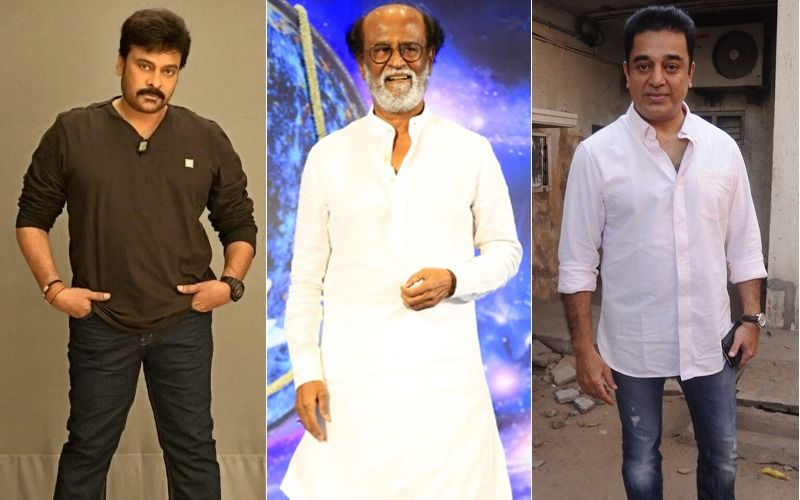 Megastar Chiranjeevi Advises Rajinikanth And Kamal Haasan To Stay Out Of Politics, Says 'It's Only About Money'