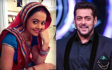 Bigg Boss 13: Devoleena Bhattacharjee Gifts Salman Khan Something Special Before Entering The House, Details Inside