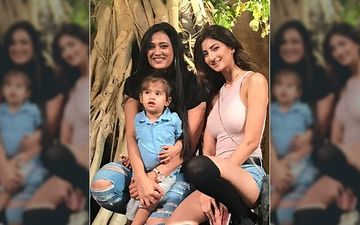 Shweta Tiwari Birthday Special: Adorable Moments Of The Actress With Daughter Palak And Son Reyansh Which Prove She Is A Rockstar Mother