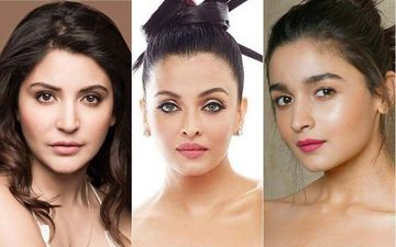 Bollywood's Best Kept SKIN SECRETS: Here's What Alia Bhatt, Aishwarya Rai Bachchan And Anushka Sharma Do To Get That Dewy-Sweet Glow
