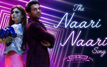 Made In China, Naari Naari Song: Rajkummar Rao's Killer Expressions And  Mouni Roy's Twerking Grab Eyeballs