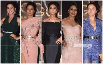 BEST DRESSED & WORST DRESSED At The Gold Awards 2019: Helly Shah, Hina Khan, Erica Fernandes, Divyanka Tripathi Or Rubina Dilaik?