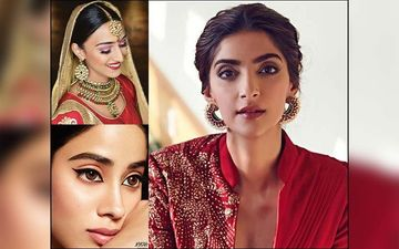 Karwa Chauth 2019 Makeup Tips: Aishwarya Rai Bachchan, Sonam Kapoor, Hina Khan, Erica Fernandes Inspired Looks That You Must Try