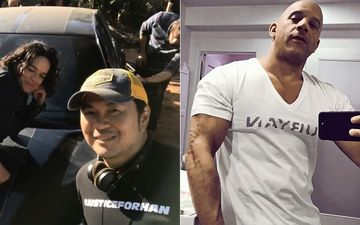 Fast & Furious 9 Director Justin Lin Sports #JusticeForHan T-Shirt; Fans Are Hopeful For His Comeback With Vin Diesel