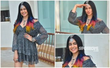 FASHION CULPRIT OF THE DAY: Adah Sharma, It's Impossible To 'BYPASS' This Over The Top Look