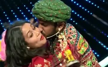 Indian Idol 11: Neha Kakkar Forcibly Kissed By A Contestant; Anu Malik Left In Shock - Watch Video