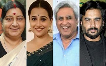 Sushma Swaraj Biopic In The Pipeline? Husband Swaraj Kaushal Says Vidya Balan And R Madhavan Are The Names Floating