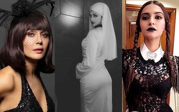 Halloween Makeup Ideas: Take Inspiration from Bollywood Divas Sonam Kapoor, Twinkle Khanna, Priyanka Chopra For Your Spooky Look