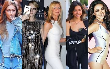 HOLLYWOOD'S HOT METER: Mila Kunis, Gigi Hadid, Jennifer Aniston, Cara Delevingne Or Madison Beer?
