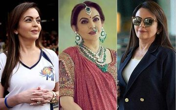 Happy Birthday Nita Ambani: 5 Times Mrs Ambani Proved She Has Impeccable Fashion Sense