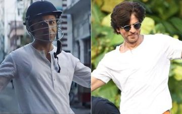 Ayushmann Khurrana Gives A Tribute To Shah Rukh Khan On His Birthday But Bala Style –Watch Video