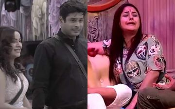 Bigg Boss 13: Shehnaaz Gill Seems To Be Upset With Sidharth Shukla; Former Breaks Down In The House