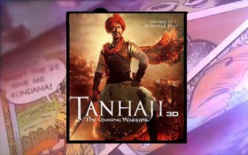Ajay Devgn Releases Comic On Tanhaji On Children's Day