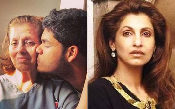 Actress Dimple Kapadia Quashes Rumours Of Being Hospitalized, Confirms Her Mother Being Unwell