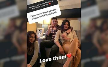 Anusha Dandekar PROVES To A Fan That She Is Great Friends With Priyanka Chopra And Nick Jonas