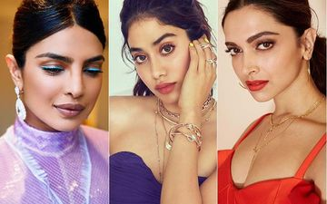 5 Hacks To Have Voluminous Party-Ready Eye Lashes Courtesy Janhvi Kapoor, Priyanka Chopra And Deepika Padukone