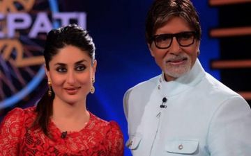 Twitterati Asks Amitabh Bachchan About A Kid In His Arms; Big B Replies 'Bebo' Kareena Kapoor Khan