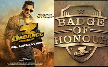 International Men's Day: Salman Khan To Honour Dabangg Men With 'Dabangg 3 Badge'