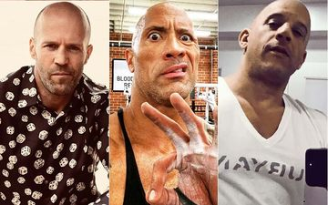 HOLLYWOOD'S HOT METER: Dwayne Johnson, Vin Diesel Or Jason Statham - Bald And Bold Who Won Our Hearts