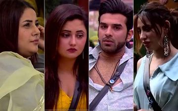 Bigg Boss 13: Paras Chhabra, Rashami Desai, Mahira Sharma And Shehnaaz Gill Play Dirty To Win Captaincy